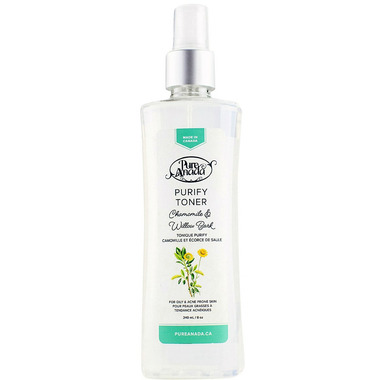Pure Anada Purify Toner Chamomile & Willow Bark