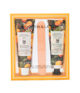 Brompton & Langley Luxury Travel Set Orange Bergamot