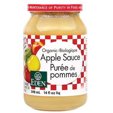 Eden Foods Organic Apple Sauce