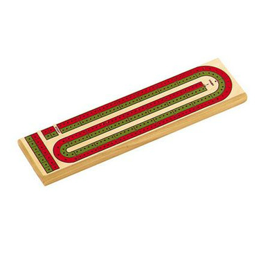 Crib Board - 2 Colour Track
