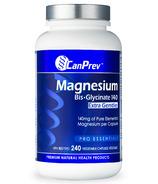 CanPrev Magnesium Bis-Glycinate 140 Extra Gentle