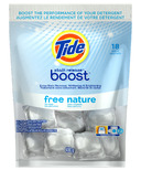 Tide Free Stain Release Boost Pacs