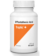 Trophic D-Pantothenic Acid Vitamin B-5