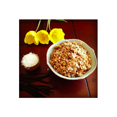 Urban Hippie Tahitian Vanilla Coconut Granola