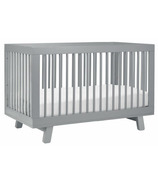 Babyletto Hudson 3-in-1 Convertible Crib Grey