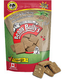 Benny Bully's Beef Liver Plus Hemp Dog Treats