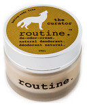 Routine Baking Soda Free De-Odor-Cream Natural Deodorant The Curator