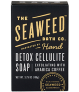 The Seaweed Bath Co. Wildly Natural Seaweed Detox Cellulite Soap
