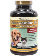Naturvet Glucosamine DS Plus MSM & Chondroitin Tablets