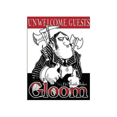 Gloom: Unwelcome Guests Cards