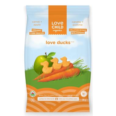 Love Child Organics Love Ducks Carrot and Apple