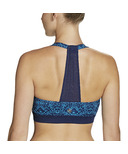 Gaiam Quinn Bra Top Parrot Blue Infinity