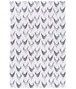 Now Designs Chicken Scratch Print Tea Towel
