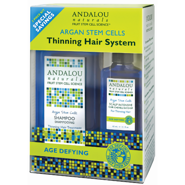 ANDALOU naturals Age Defying Thinning Hair System