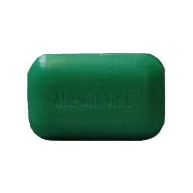 The Soap Works Aloe Vera & Vitamin E Soap Bar