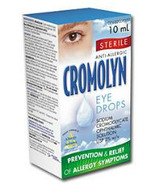 Cromolyn 2% Opthalmic Solution Eye Drops