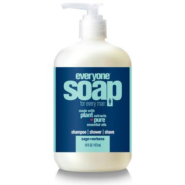 Everyone Soap for Men Sage & Verbena