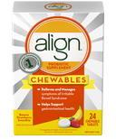 Align Probiotic Supplement Chewables Banana Strawberry
