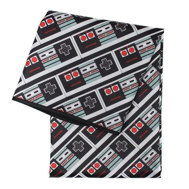 Bumkins Nintendo Splat Mat NES Controller
