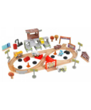 KidKraft Pixar Cars 3 Thunder Hollow Track Set