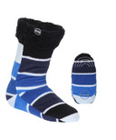 Kombi The Shepa Fleece Sock True Blue Colour Fan