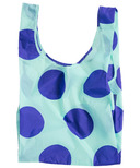 Baggu Standard Baggu Reusable Bag in Mint Big Dot