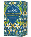 Pukka Chamomile Vanilla Manuka Honey Tea