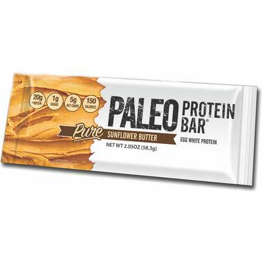 Julian Bakery Sunflower Paleo Protein Bar