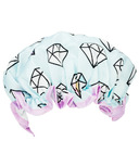 Studio Dry Shower Cap Diamonds