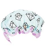Studio Dry Shower Cap Diamonds