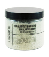 T. Lees Soap Co. Eucalyptus & Mint bath salts
