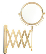 Danielle Creations Gold Plated Extension Mirror