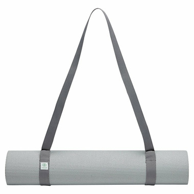 Gaiam Easy Cinch Yoga Mat Sling Grey