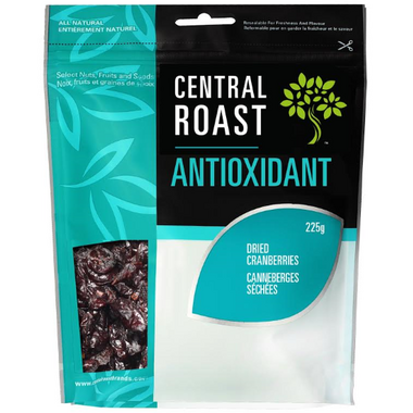Central Roast Camu Dried Cranberries