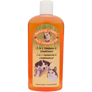 Orange a-P-E-E-L 2-in-1 Pet Shampoo & Conditioner