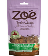 Zoe Tender Chunks Chicken and Parmesan