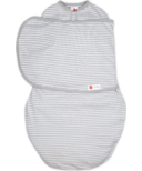 Embe Classic 2-Way Swaddle Grey Stripe