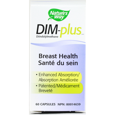 Nature\'s Way DIM-Plus