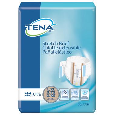 TENA Stretch Brief Ultra Absorbency
