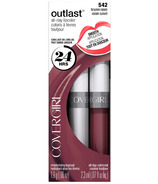 CoverGirl Outlast Lipcolor Brazen Raisin