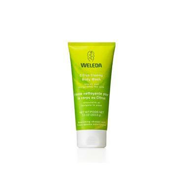Weleda Citrus Creamy Body Wash