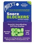 Mack's Snore Blockers Soft Foam Earplugs