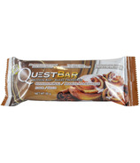 Quest Bar Cinnamon Roll Protein Bar