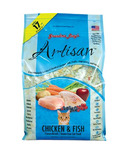 Grandma Lucy's Artisan Chicken Fish Recipe Freeze-Dried Grain-Free Cat Food