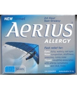 Aerius Allergy 24-Hour