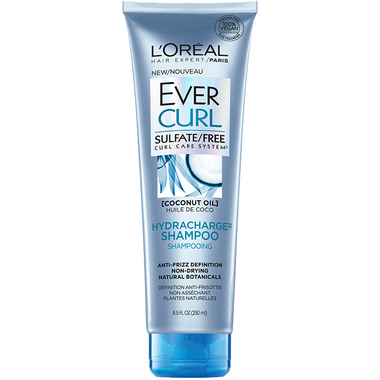 L\'Oreal Evercurl Hydracharge Shampoo