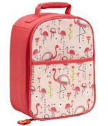 Sugarbooger Zippee Lunch Tote Flamingo