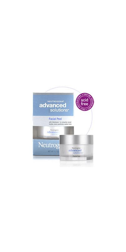 Neutrogena Advanced Solutions Facial Peel