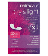 Natracare Dry & Light Incontinence Pads