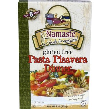 Namaste Foods Pasta Pisavera Dish